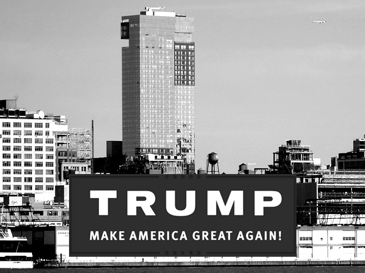 Trump Tower Construction Time Lapse - YouTube