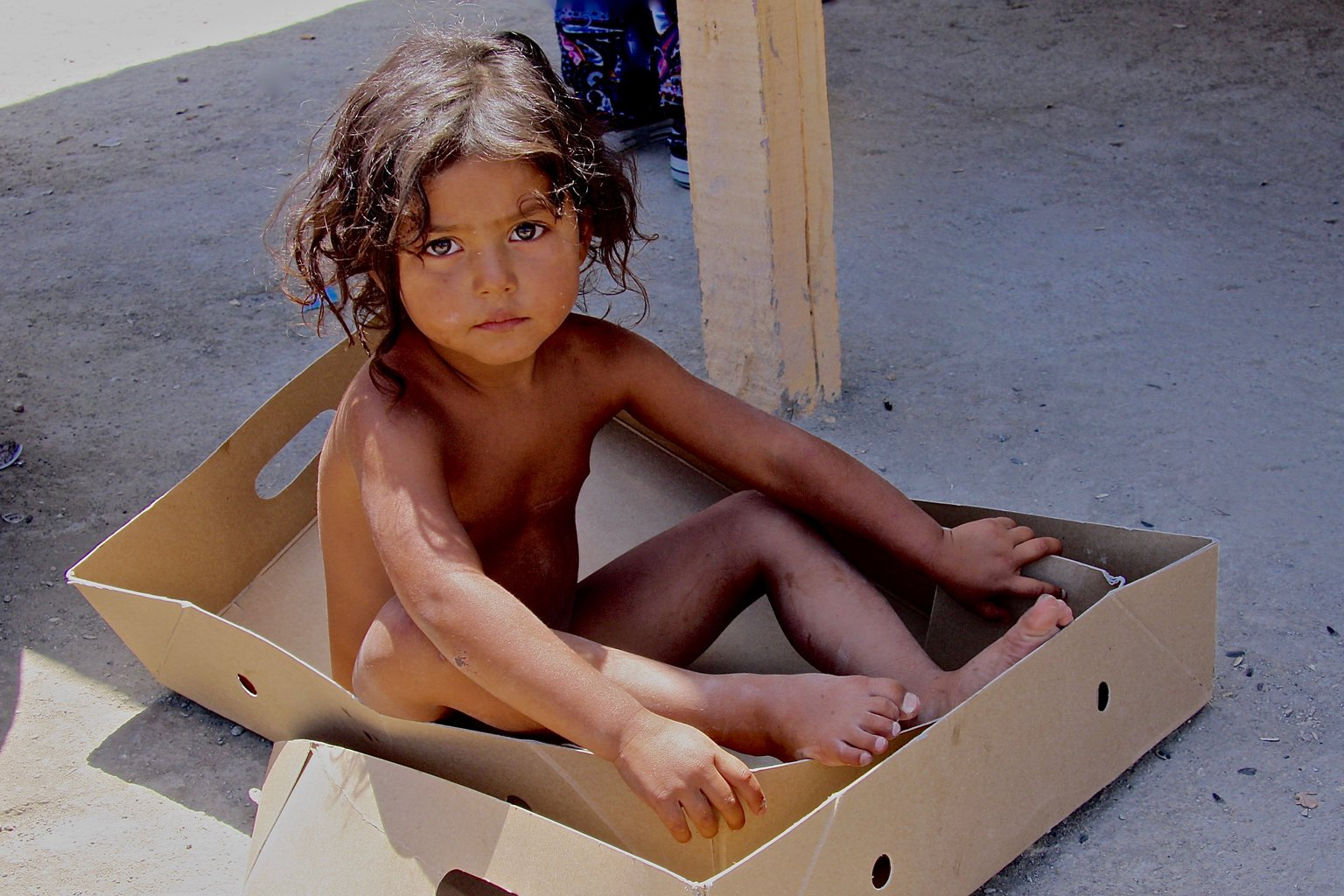Barra Camp Naples Child in Box