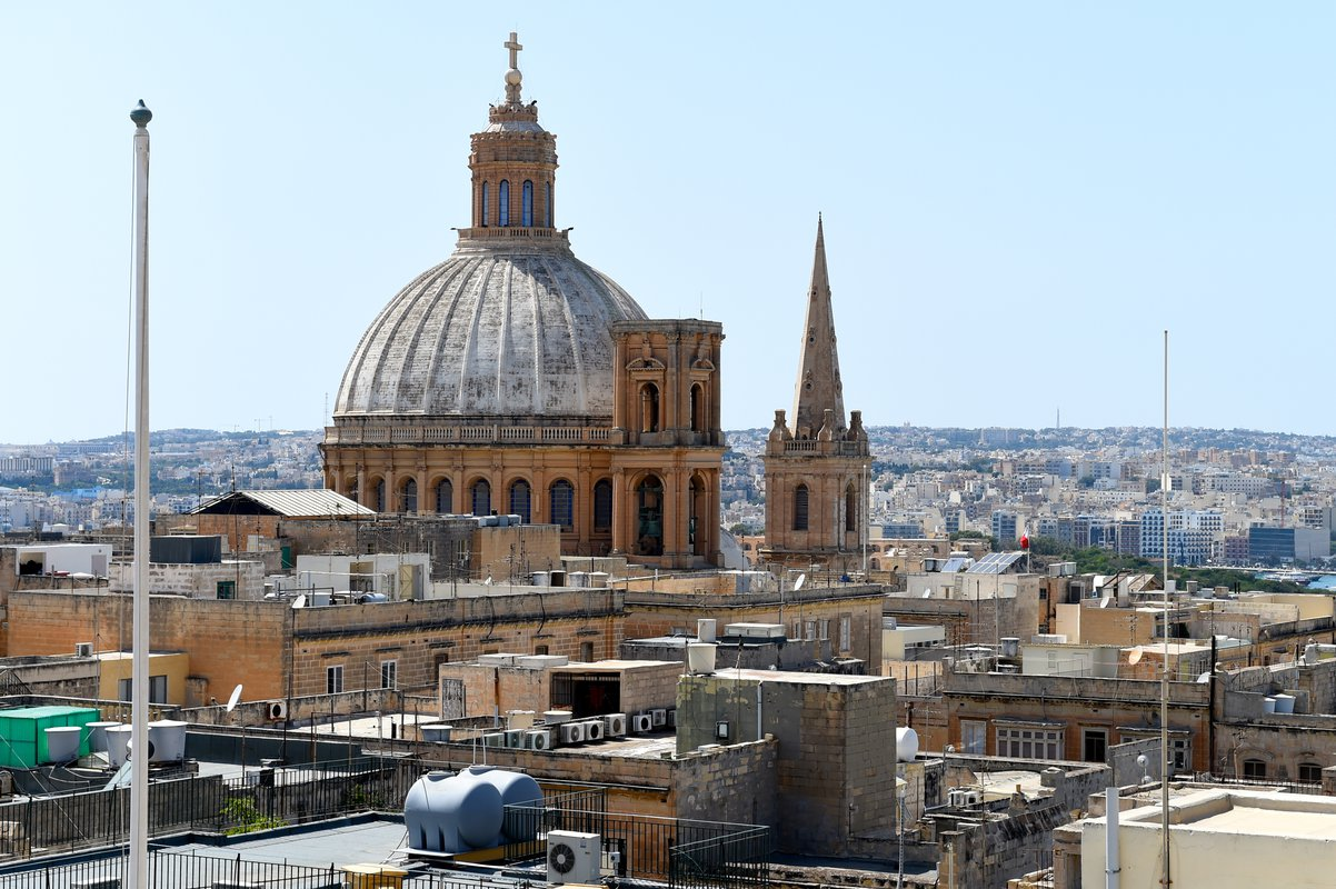 Malta in focus as global finance dealing hub. (Source: Malta Today)
