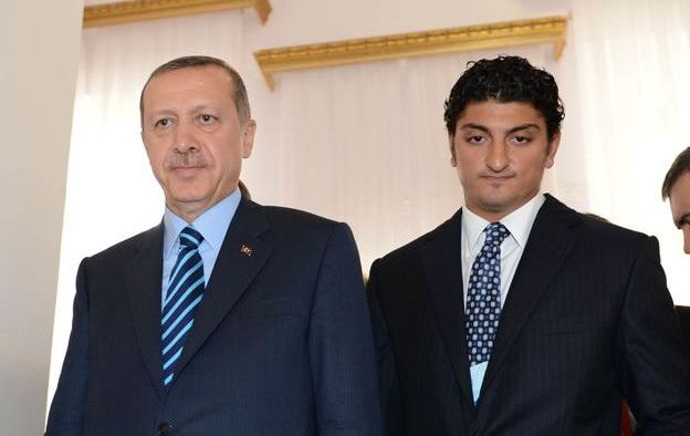 Photo of Arif Arif aka Efendi, with Presidnet Erdogan_cropped