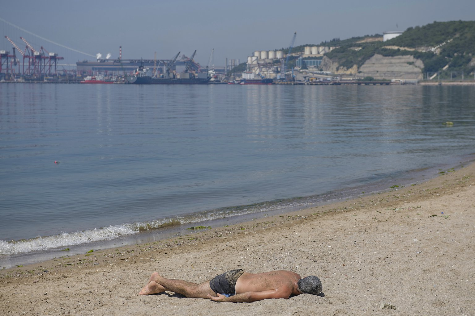 Zehir Vadisi The Black Sea